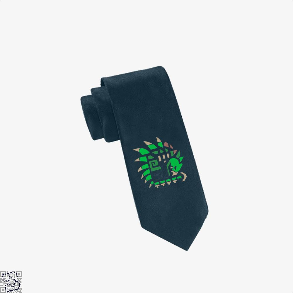 The Queen Of The Skies, Monster Hunter Tie