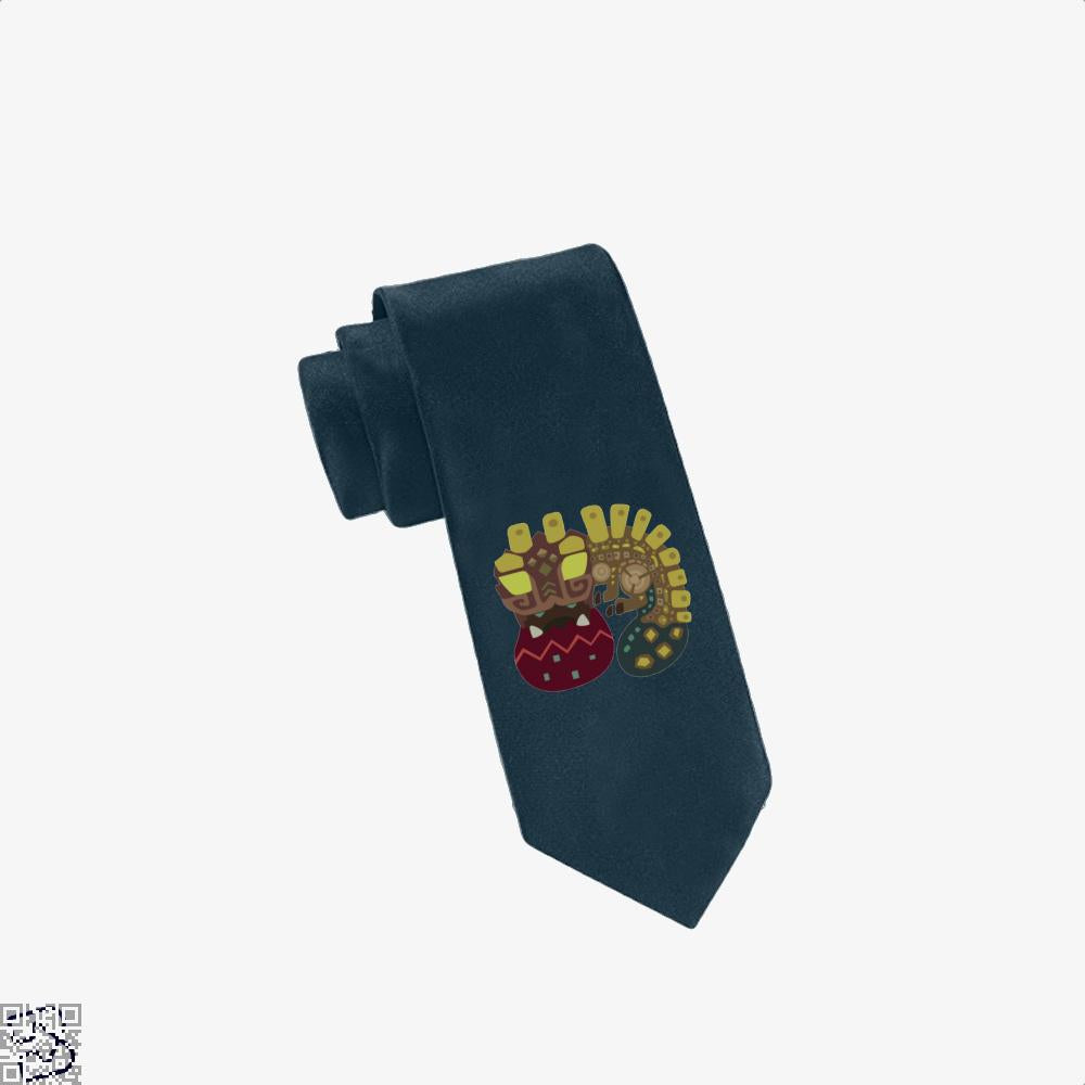 Uragaan, Monster Hunter Tie
