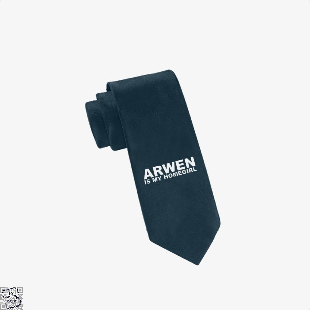 Homegirl Lord Of The Rings Tie - Navy - Productgenapi