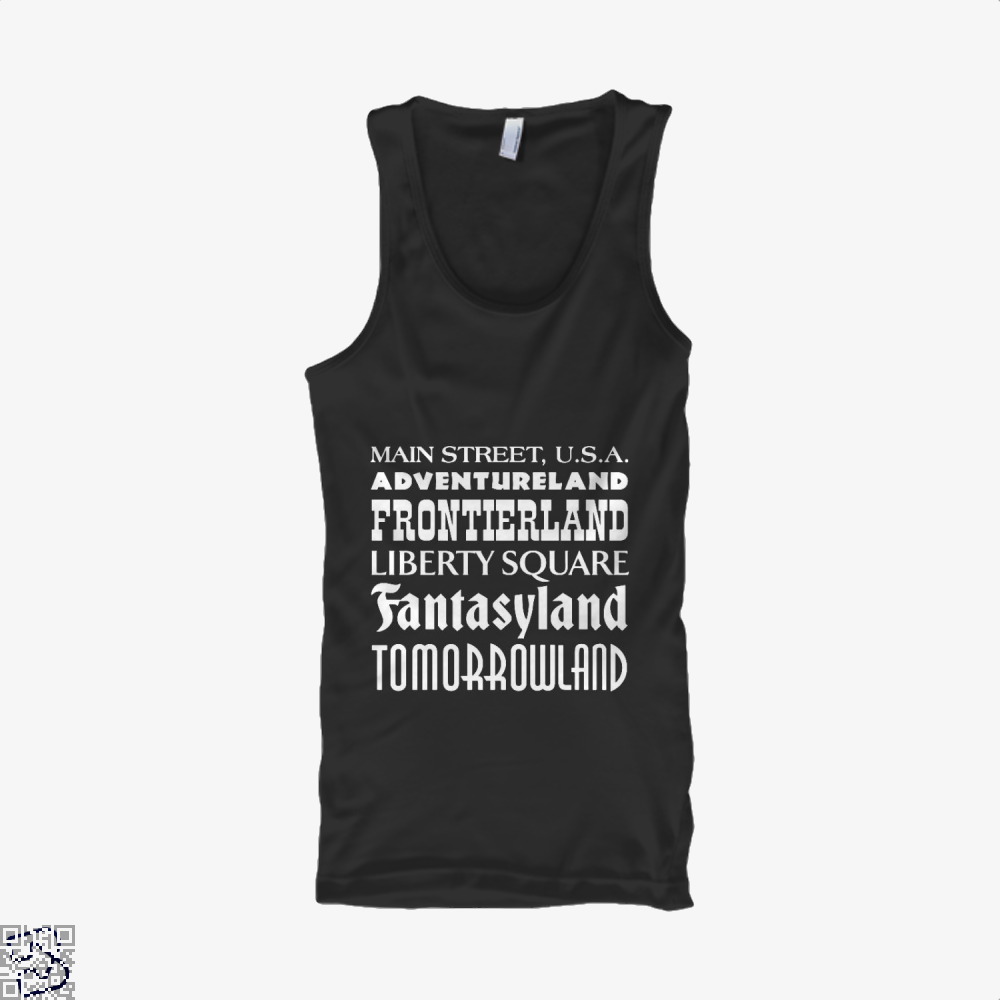 Magical Kingdom Fifa World Cup Tank Top - Men / Black / Small - Productgenapi