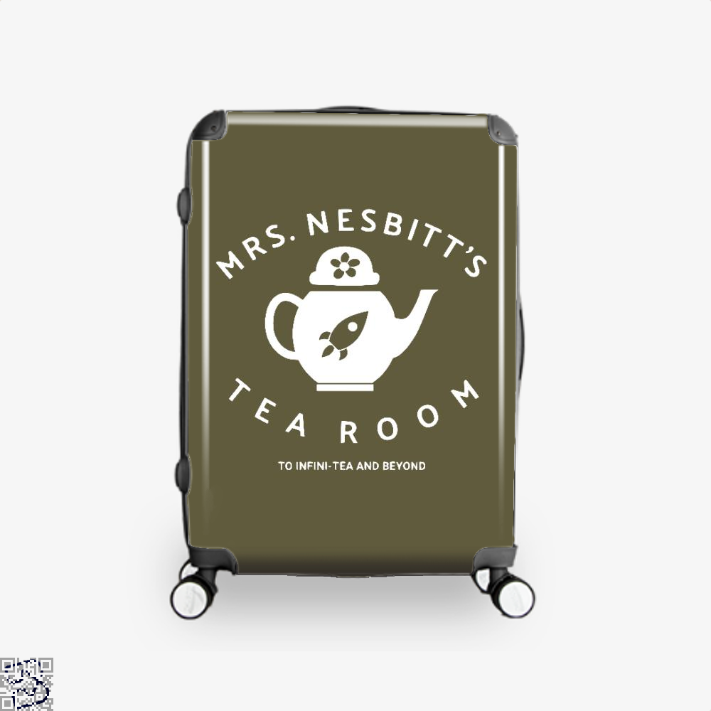Mrs Nesbitts Tea Room Avengers Infinity War Suitcase - Brown / 16 - Productgenapi
