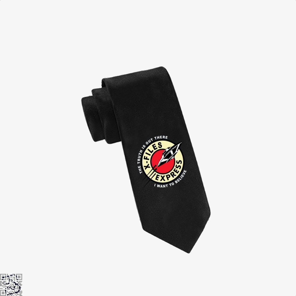 X Files Express Lord Of The Rings Tie - Black - Productgenapi