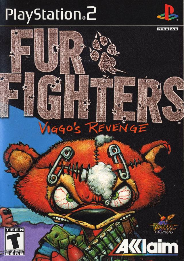 Fur Fighters: Viggo's Revenge - PlayStation 2