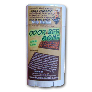 Pit Putty, Odor Bee Gone, Herbal, Or