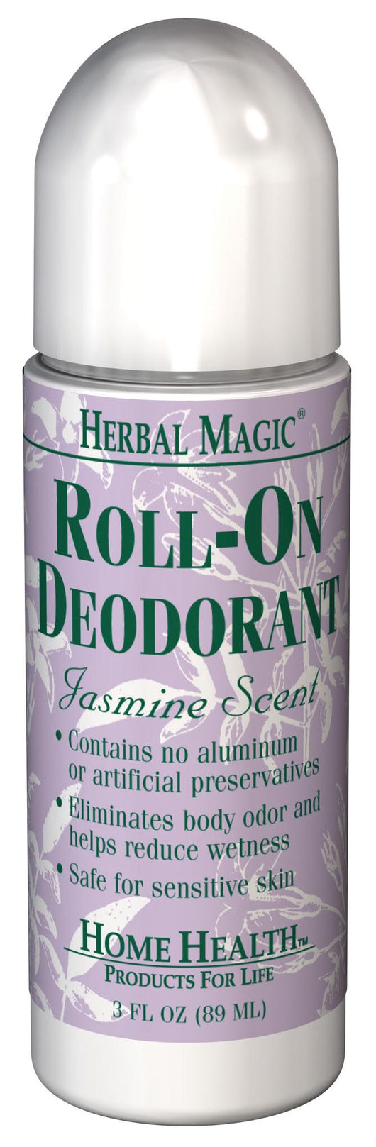 Herbal Magic Deodorant-JASMINE Rollo