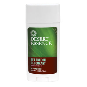 Deodorant, Tea Tree with Lavender