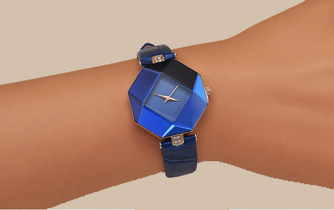 GEM CUT WATCH |