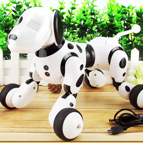 The Robotic Dog Toy