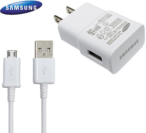 Samsung Micro-USB 2A Travel Charger - Shop Android