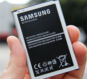 Samsung 3200mAh Standard Battery - Shop Android