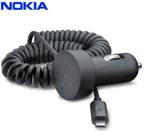 Nokia 1A Micro-USB Car Charger DC-17 - Shop Android
