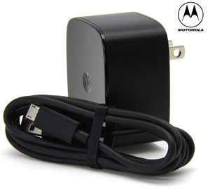 Motorola TurboPower 15 Wall Charger - Shop Android