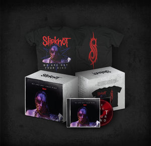 Slipknot - We Are Not Your Kind (CD + T-Shirt box)