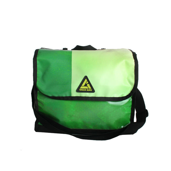 Green Guru - Dutchy Urban Pannier - ZEITBIKE