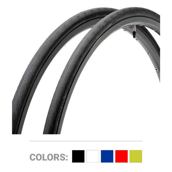 Panaracer - CatalystSport (Urban / Road) Tubed Wire Bead Bicycle Tire (5 Colors) - ZEITBIKE