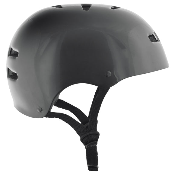 TSG - Skate/BMX Helmet - Injected Black