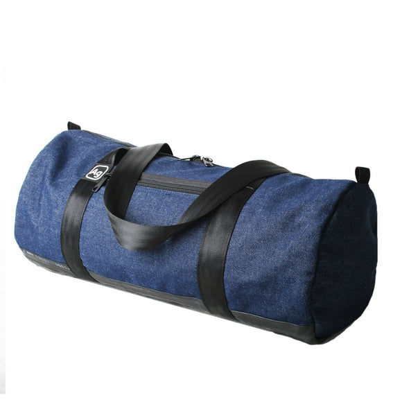 Alchemy Goods - Weekender Duffel Bag - Small - Blue / Black - ZEITBIKE