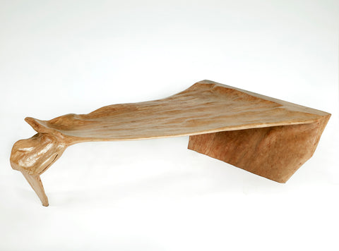 WOOD ROOT COFFEE TABLE
