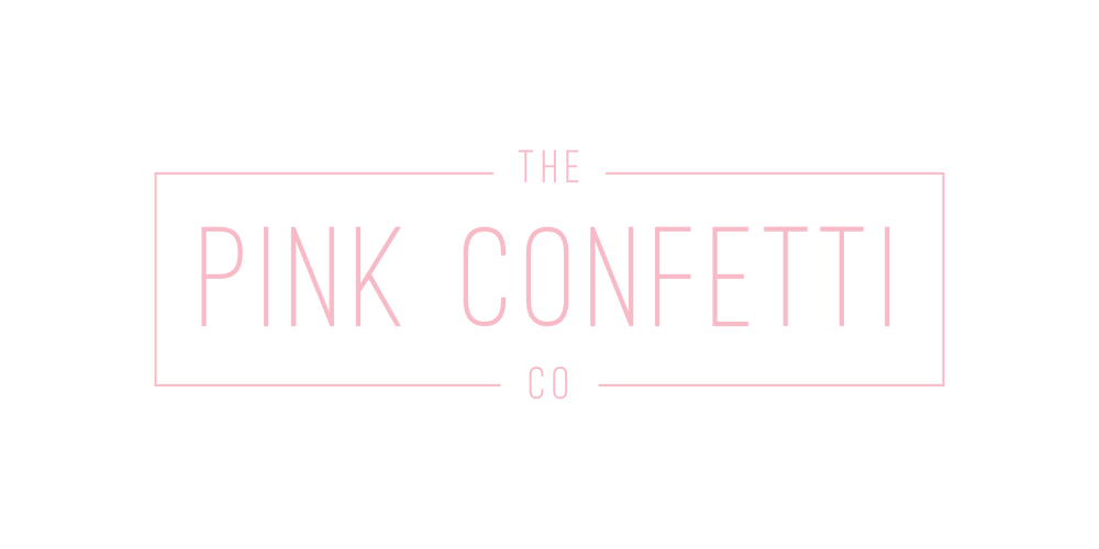 The Pink Confetti Co