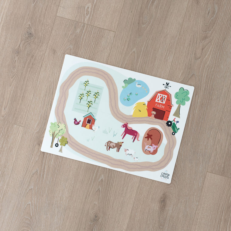 Mini Farm Play Mat