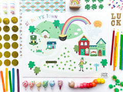 Mix & Match Mini Play Mat Bundle of Four