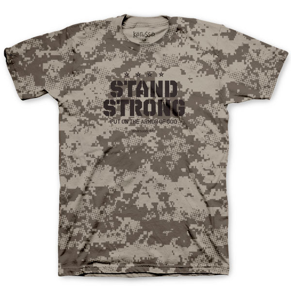Stand Strong All-Over Print T-Shirt