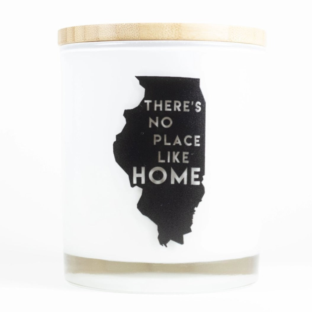 ILLINOIS HOME STATE CANDLE