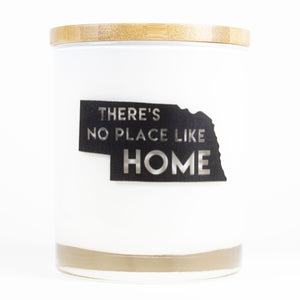NEBRASKA HOME STATE CANDLE