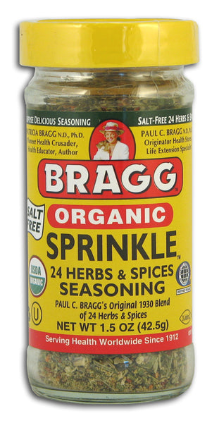 Sprinkle, Herbs & Spices Seasoning