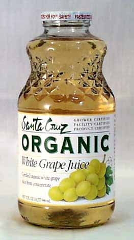 White Grape Juice, Organic