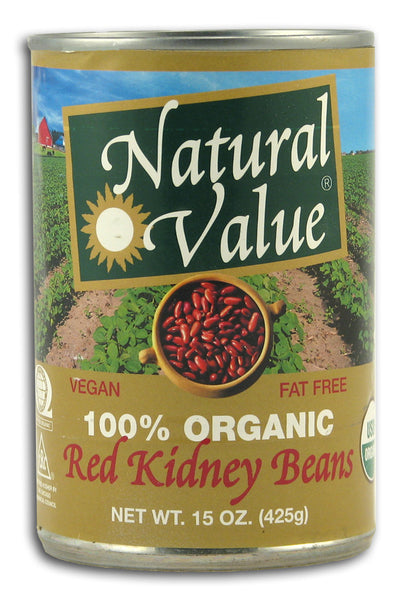 NV Red Kidney Beans, Organic