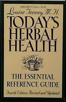 Books Today's Herbal Health - 1 book