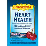 Alacer Emergen-C Heart Health Black Cherry 30 packets
