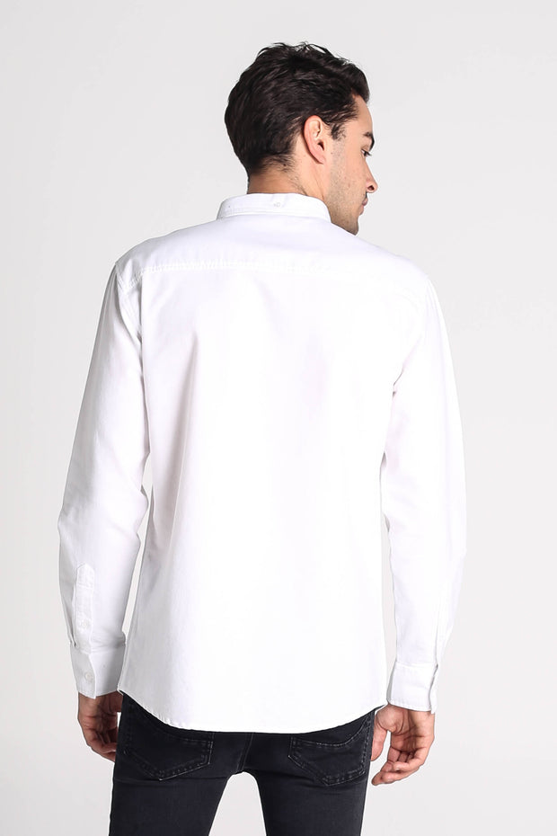 Basic Long Sleeve Shirt