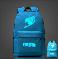 Fairy Tail Anime Galaxia Magic Backpack Bag