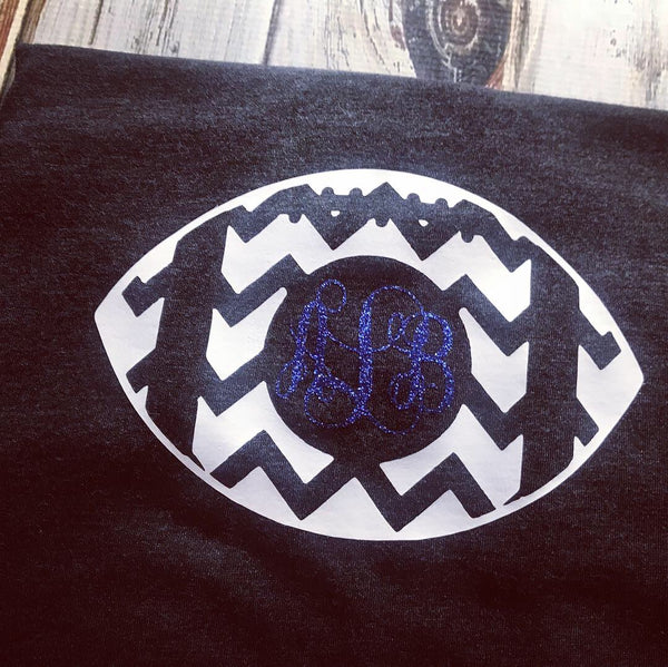 Football Monogram shirt