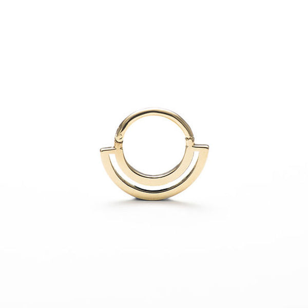 The horizon septum clicker on a white background.