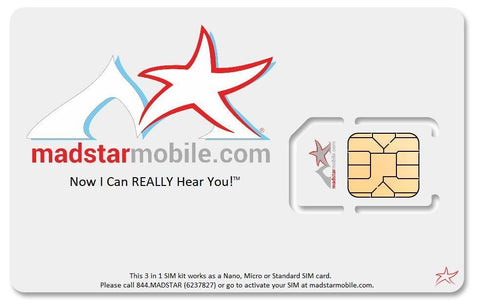 Madstar Mobile Plans Add a line to my current Madstar Mobile Plan Wireless Plans