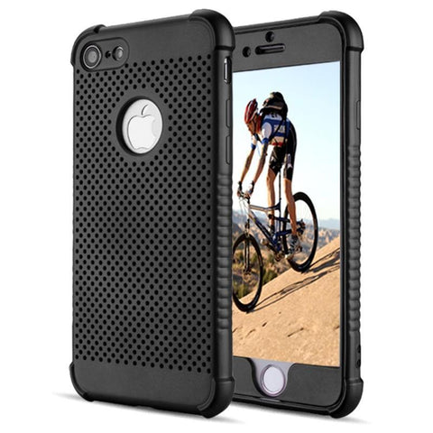 Modes Cases black iPhone 6 / 6S  Shockproof Breathable Cooling Case