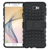 Modes Cases black Samsung Galaxy J7 TPU Slim Rugged Stand Case Cover