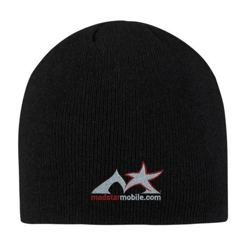 Vistaprint Hats Elevate Level Knit Beanie