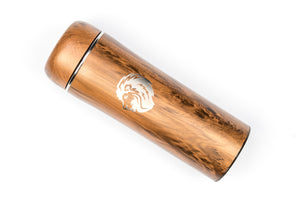 Wooden Stainless Steel Bottle