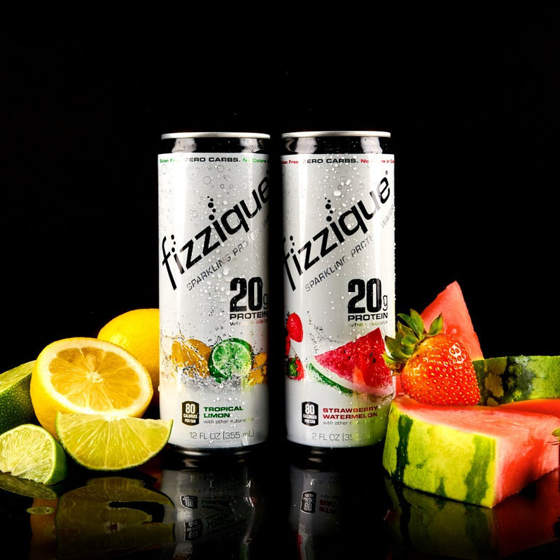 fizzique Sampler Pack - Strawberry Watermelon + Tropical Limon