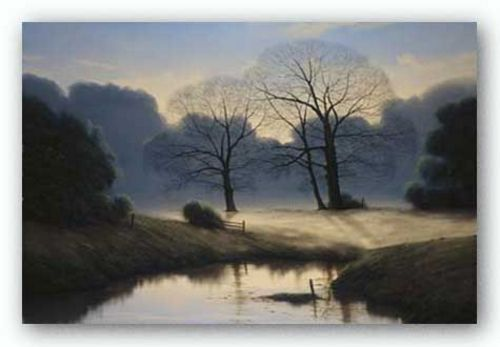 Nature's Early Morning Mist by Michael John Hill