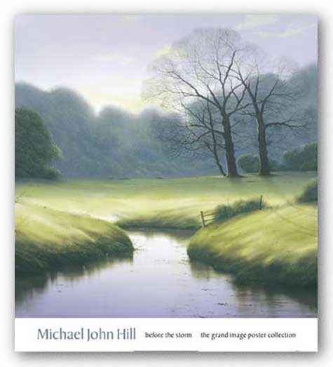 Before the Storm by Michael John Hill