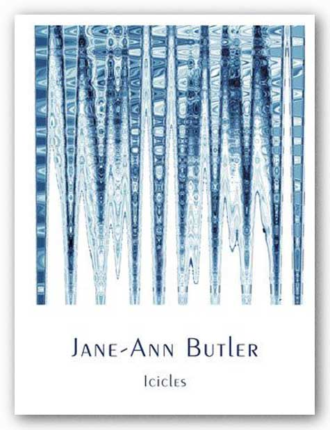 Icicles by Jane-Ann Butler