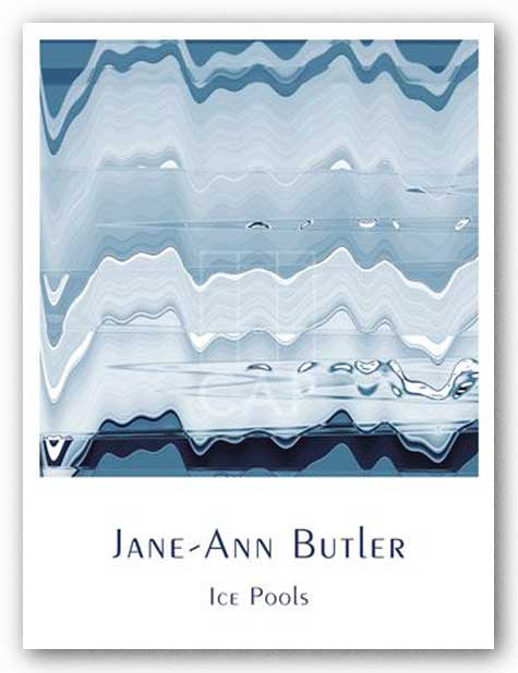 Ice Pools by Jane-Ann Butler