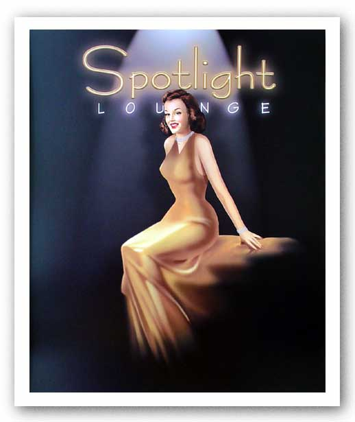 Spotlight Lounge by Ralph Burch