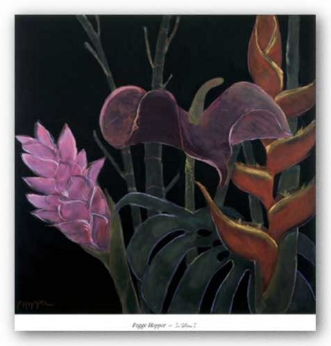 In Bloom I by Pegge Hopper