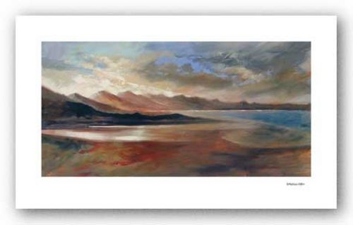 Evening Vista I by Anne Farrall Doyle